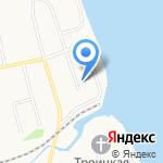 Храм Успения Пресвятой Богородицы поселка Норское на карте Ярославля