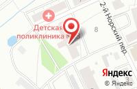 Схема проезда до компании Дорожная Строительная Компания в Ярославле