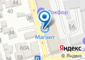 Миг-Траст на карте