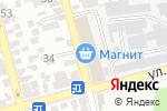 Схема проезда до компании Механик в Ростове-на-Дону