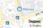 Схема проезда до компании АЭРКОН в Ростове-на-Дону