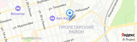 CCTV-DON на карте Ростова-на-Дону