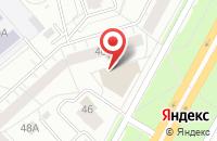 Схема проезда до компании Technomix76 в Ярославле