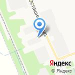 Системы полимерных трубопроводов на карте Ярославля