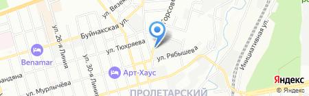Световид на карте Ростова-на-Дону