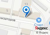 Наш Сервис на карте