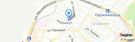 КТС-мониторинг на карте Ростова-на-Дону