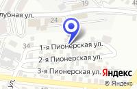 Схема проезда до компании МАГАЗИН ГАЛАКТИКА в Волгодонске