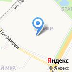 Солнышко на карте Ярославля