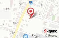 Схема проезда до компании Диос-Плюс в Ростове-На-Дону