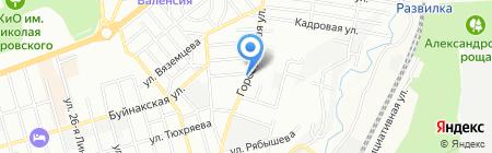 БелРусь на карте Ростова-на-Дону