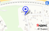 Схема проезда до компании МДОУ ДЕТСКИЙ САД №1 в Миллерове
