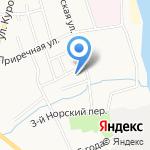 Ирис на карте Ярославля