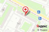 Схема проезда до компании Светоч в Ярославле