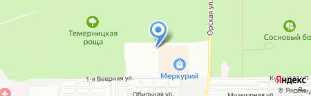 РостовЭлектроСнаб на карте Ростова-на-Дону
