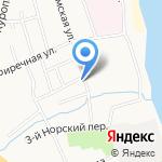 Поликлиника №4 на карте Ярославля
