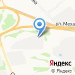 К-Раута на карте Ярославля