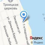 ПромСнабжение на карте Ярославля