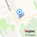 ЯРСКАН на карте Ярославля