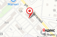 Схема проезда до компании Вектор-2 в Ярославле