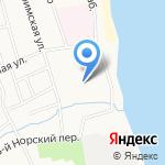 Средняя школа №60 на карте Ярославля