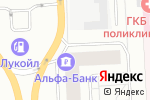 Схема проезда до компании Элит дента в Северодвинске