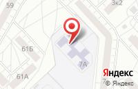 Схема проезда до компании Центр психолого-медико-социального сопровождения в Ярославле