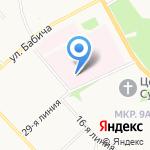 Ярославский областной кожно-венерологический диспансер на карте Ярославля