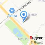 DRIVEЗАПЧАСТИ на карте Ярославля