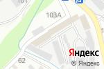 Схема проезда до компании Артика в Ростове-на-Дону