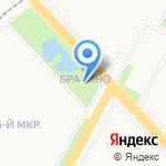 Пруды на карте Ярославля