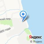 Лесма на карте Ярославля
