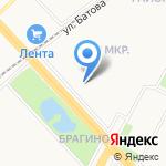 Мариэль на карте Ярославля