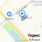 ЯрСервис на карте Ярославля