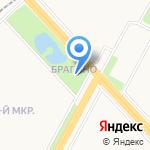 Рафаэль на карте Ярославля