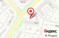 Схема проезда до компании Лакшери в Ярославле