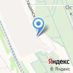 Строительное управление на карте Ярославля