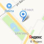 ТНС энерго Ярославль на карте Ярославля