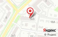 Схема проезда до компании Киндер Бум в Ярославле