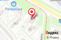 Схема проезда до компании Отделение почтовой связи №52 в Ярославле