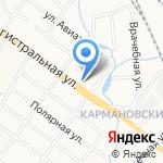 Вдв-Строй на карте Ярославля