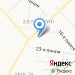 Фора на карте Ярославля