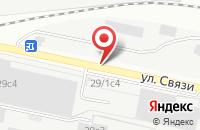 Схема проезда до компании Кислотоупор-2 в Рязани