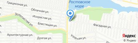 СтройНовость на карте Ростова-на-Дону
