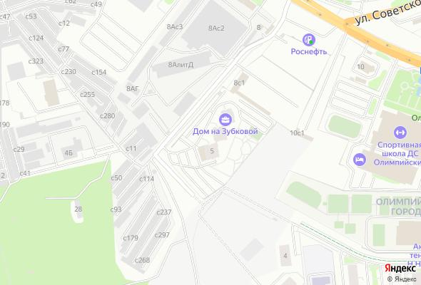 жилой комплекс Яркий на Зубковой