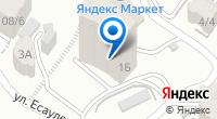 Компания АГЕНТСТВО ГАРАНТ на карте