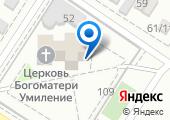 Храм во имя иконы Божией Матери Умиление на карте