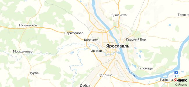 18м автобус в Ярославле