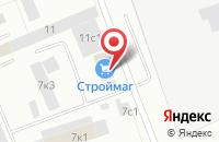 Схема проезда до компании Мосавтошина в Северодвинске
