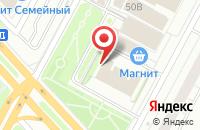 Схема проезда до компании Администрация Дзержинского района в Ярославле